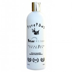 Pure Paws Star Line Factor 0 Shampoo