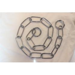 Metallinen pitkälenkkinen kaulain, 4mm