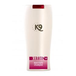 K9 Keratin + Moisture shampoo