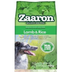 Zaaron Sensitive Holistic Lamb & Rice