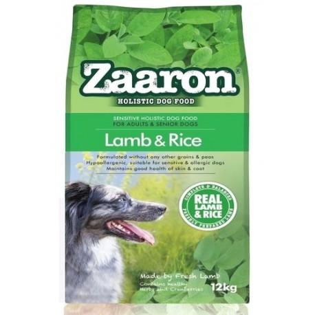 Zaaron Sensitive Holistic Lamb & Rice