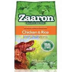Zaaron Holistic ALS Chicken & Rice