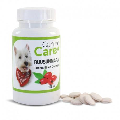 CanineCare ruusunmarja 120 tbl