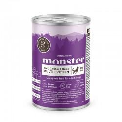Monster Dog adult  nauta/kana/riista