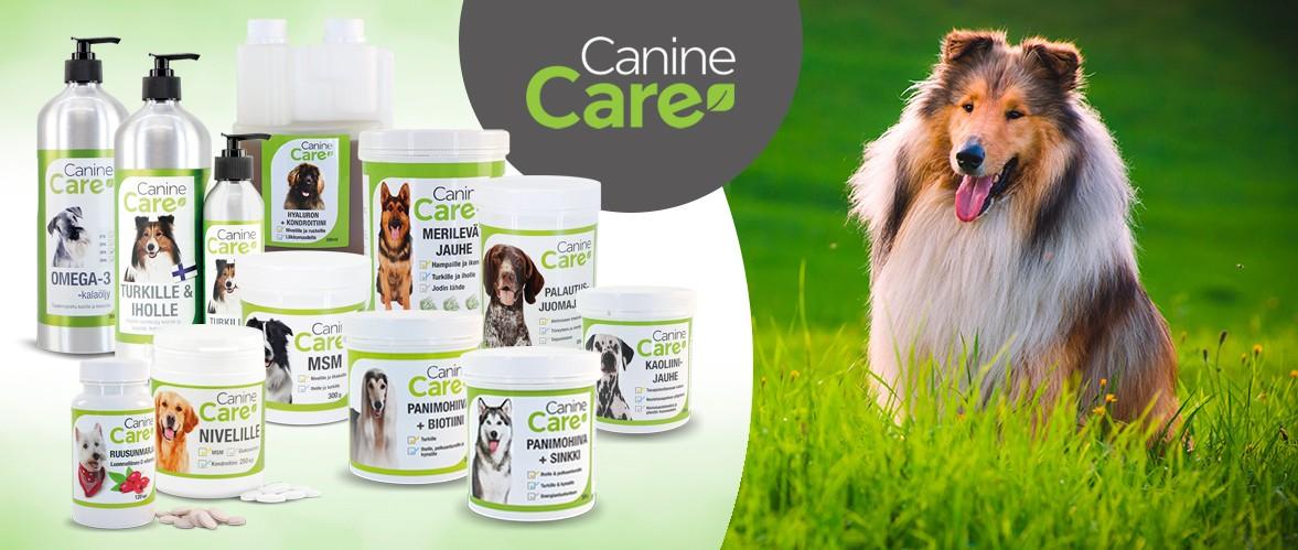 CanineCare lisäravinteet